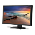 "NEC Monitor 23"" - MultiSync P232W P15 Black (IPS; 16:9; 1920x1080; 14ms; 250cd; Dsub, DVI, DUC, PiP, pivot)"