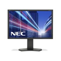 "NEC Monitor 30"" - MultiSync PA302W-SV2 Fekete (IPS 16:10; 2560x1600; 12ms; 340cd; DVI DP mDP HDMI, pivot, AdobeRGB99,3%)"