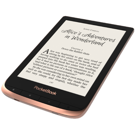"POCKETBOOK e-Reader - PB632 TOUCH HD3 Spicy Copper (6"" E-Ink, auto. háttérv., 2x1GHz, 512MB,16GB,1500mAh, wifi)"