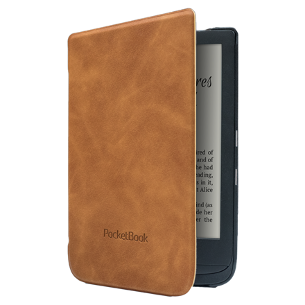 "POCKETBOOK e-book tok -  PocketBook Shell 6"" (Touch HD 3, Touch Lux 4, Basic Lux 2) Barna"