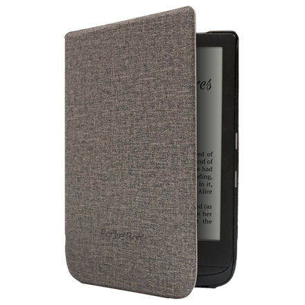 "POCKETBOOK e-book tok -  PocketBook Shell 6"" (Touch HD 3, Touch Lux 4, Basic Lux 2) Szürke"