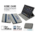 "PORT Tablet portfolió 9,7"" (201216) Kobe Ipad Case Grey (iPad ll & New iPad)"