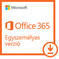 (QQ2-00527) Office 365 Personal HUN EuroZone 1év Medialess (1user , 1év)