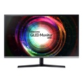 "Samsung 31,5""(16:9) U32H850UMU LED VA Quantom Dot monitor (3840x2160, 250cd/m2, 4ms, 2xHDMI, DP, fekete) B2C"