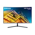 "Samsung Monitor 31,5"" - U32R590CWU (VA, 16:9, 3840x2160, 250cd/m2, 4ms, Mega DCR, HDMI, DP, antracit)"