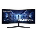"Samsung Monitor 34"" - C34G55TWWR (VA, 3440x1440, 21:9, WQHD, 165HZ, 250cd/m2, 1ms, Curved)"