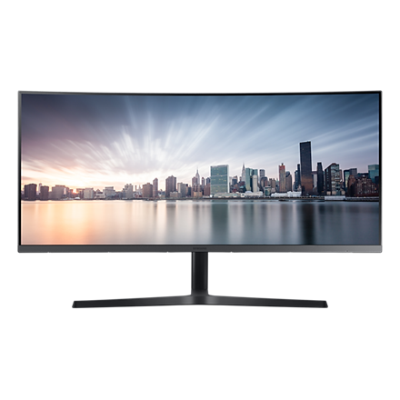"Samsung Monitor 34"" - C34H890WGR (VA, 3440x1440, 21:9, Ultrawide WQHD, 100HZ, 300cd/m2, 4ms, Curved)"