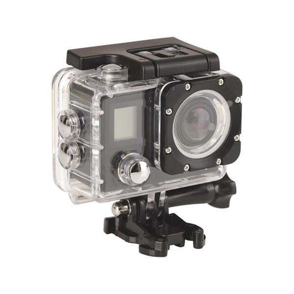 Sandberg Akciókamera - ActionCam 4K Waterproof+WiFi (16Mpixel szenzor; 4K-30fps video; 170 HD° Wide;