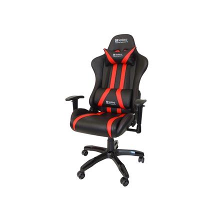 Sandberg Gamer Sz 233 K Commander Gaming Chair 225 Ll 237 That 243