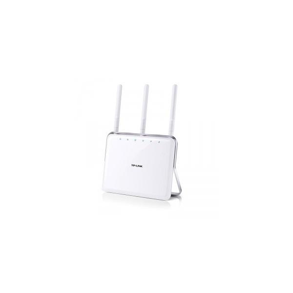 TP-Link Archer C8 Vezeték nélküli AC1750 (450+1300M) Router (3x3MIMO 2,4-5GHz, 4port 10/100/1000Mbps