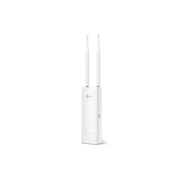 TP-Link EAP110-Outdoor Vezeték nélküli  Access Point (Kültéri; 300Mbps, 10/100; 2,4GHz, passzív PoE;