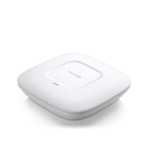 TP-Link EAP110 Vezeték nélküli  Access Point (300Mbps, 10/100; 2,4GHz, passzív PoE; 2x3dBi antenna)