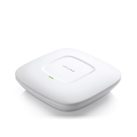 TP-Link Access Point WiFi N - Omada EAP115 (300Mbps, 2,4GHz; 100Mbps; af PoE; 2x3dBi antenna)