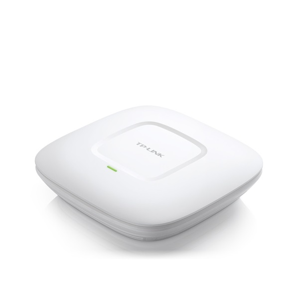 TP-Link EAP225 Vezeték nélküli  Access Point (1200Mbps, 10/100/1000; 2,4+5GHz, PoE; BSA; 4x4dBi ante