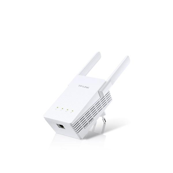 TP-Link RE210 Vezeték nélküli AC750 Range Extender (433Mbps 5GHz + 300Mbps 2,4GHz; 2 antenna)
