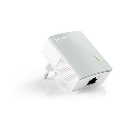 TP-Link TL-PA4010 Nano Powerline adapter Kit (500Mbps, 128-bit AES, QoS, Max 300m)