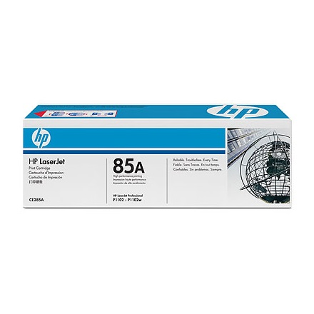 HP CE285A fekete toner