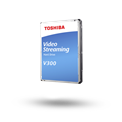 "Toshiba Belső HDD 3.5"" - V300 Video Streaming 3TB (Bulk; 64MB / 7200RPM)"