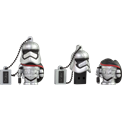Tribe Pendrive 16GB - STAR WARS - Captain Phasma (USB 2.0)