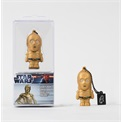 Tribe Pendrive 8GB - STAR WARS - C-3PO (USB 2.0)