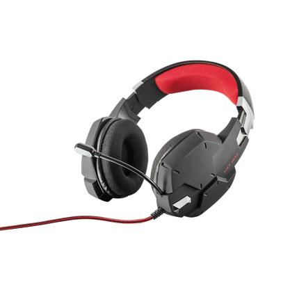 Trust Fejhallgató - GXT 322 Carus (mikrofon  hangerőszabályzó  3.5mm jack   nagy b2f193dbf6