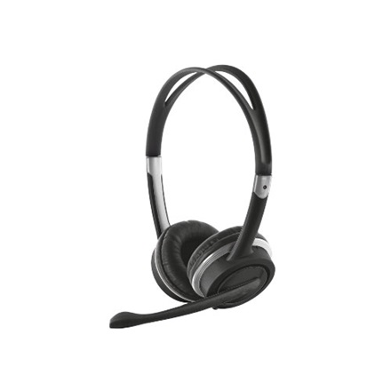 Trust Fejhallgató - Mauro (mikrofon  hangerőszabályzó  USB  nagy-párnás   fekete 2769ebc88e
