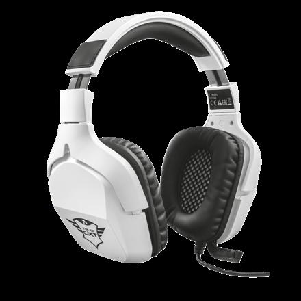 Trust Fejhallgató 7.1 - GXT 354 Creon Bass Vibration (mikrofon   hangerőszabályzó  USB  2bc0e8d199