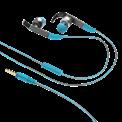 Trust Fülhallgató - Fit Sports (kék  120cm kábel  Telefon Tab komp. 40699a20b3