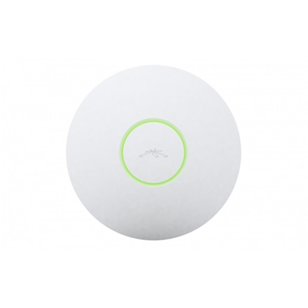 Ubiquiti UniFi Access Point 2.4 GHz, 802.11b/g/n, 300 Mbps, 20 dBm, 24V PoE, beltéri