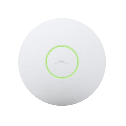 Ubiquiti UniFi Access Point LR 2.4 GHz, 802.11b/g/n, 300 Mbps, 28 dBm, 24V PoE, beltéri