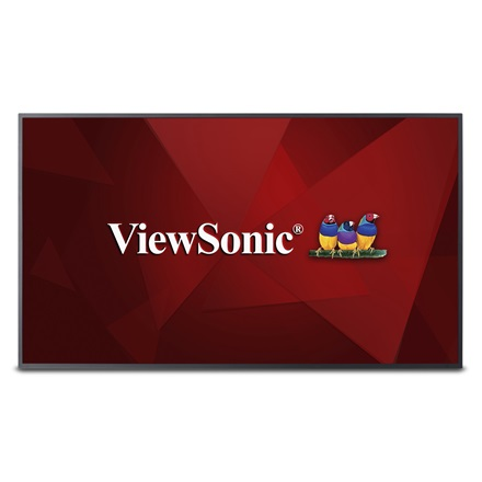 "Viewsonic LFD 85"" - CDE8620-W-E (3840x2160, 450 nit, 24/7, Android player)"