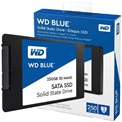 Western Digital SSD 250GB - WDS250G2B0A (Blue 3D, 7mm, SATA3)