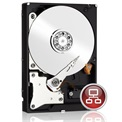 "Western Digital WD20EFRX 2TB 3,5"" Desktop 5400rpm, 64 MB puffer, SATA3 - Red"