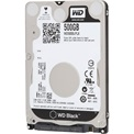 "Western Digital Belső HDD 2.5"" 500GB - WD5000LPLX (5400rpm, 8 MB puffer, SATA-600, 7mm - Black széria)"