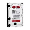 "Western Digital WD60EFRX 6TB 3,5"" Desktop 5400rpm, 64 MB puffer, SATA3 - Red"