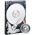 "Western Digital WD7500BPKT 750GB 2,5"" Notebook 7200rpm, 16 MB puffer, SATA-300 - Black"
