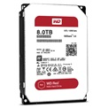 "Western Digital WD80EFZX 8TB 3,5"" Desktop 5400rpm, 128 MB puffer, SATA3 - Red"