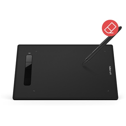 "XP-PEN Grafikus tábla - Star G960S Plus (9""x6"", 5080 LPI, PS 8192, 230 RPS, 4 gomb, USB)"